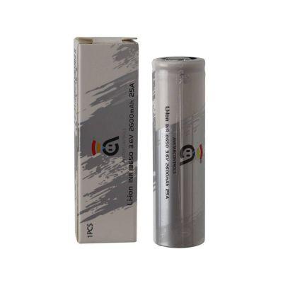 Avatar Silver 18650 2600mAh Battery + Sleeve