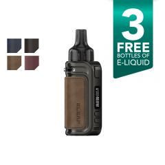 Eleaf iSOLO Air Pod Kit with Extra E-liquid